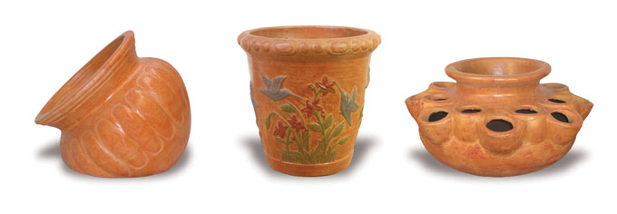 Show More Mexican Flower Pots