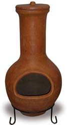 CC022 Medium Chimenea Lisa