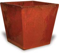 CH1069-1072 Short Square Planter