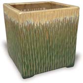CH1352-1354 Carved Square Planter