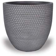 CH1718-1722 Honeycomb Finish Egg Pot