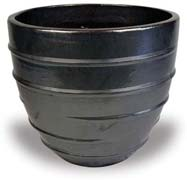 CH1750-1751 Round Twisted Planter
