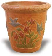 CP192 Medium Hummingbird Pot