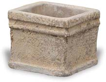 VP1172-1174 Small Rim Square Planter