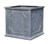 VP1204, VP1205 FeatherStone Trend Design Square Planter