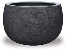 VP1253 FeatherStone Low Bowl Planter