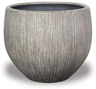 VP1365-1368 Bark Texture Fishbowl