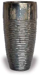 VP304 Tall Rippled Planter