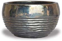 VP311-312 Rippled Low Bowl