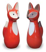 VP429-430 Foxes
