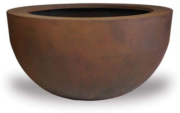 CH1672 Low Bowl Planter, Large