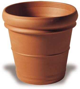 IT101, IT105 Tuscan Rolled Rim Pots