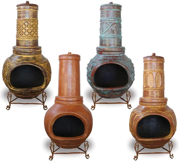 PP048 2 Piece Chimeneas Pallet Program