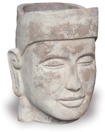 VP387 Soldier Head Planter