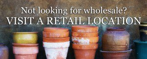 pottery retail stores