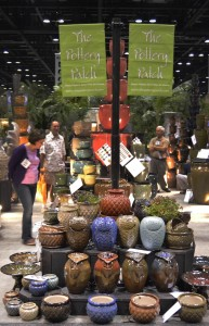pottery patch show booth