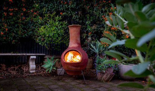 How To: Mexican Chimenea Setup & Care Instructions