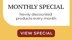 monthly special sale