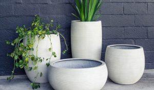 Trend: Lightweight Planters