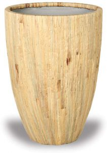 hyacinth wood planter